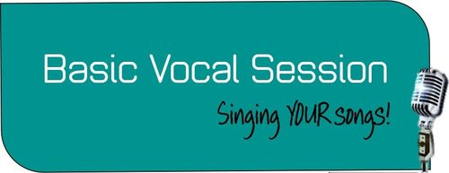 Basic Vocal Session