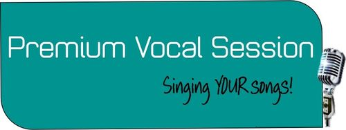 Premium Vocal Session